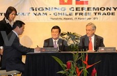 Le FTA Vietnam-Chili pour favoriser le commerce bilatéral