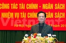 PM: coopération resserrée entre finances et banque