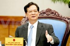 PM : Ensemble pour accomplir les tâches de 2014