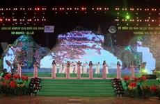 Clôture de la semaine culturelle et touristique de Dat Lat 2013