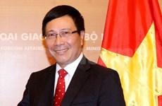 La diplomatie vietnamienne obtient de beaux résultats en 2013