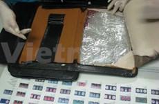 4,68 kg de cocaïne saisis à l'aéroport international de Tan Son Nhat