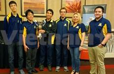 Le Quang Liem brillant au Tournoi d'échecs panaméricain
