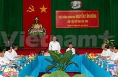 Le PM appelle Tra Vinh à développer l'agriculture et l'aquaculture