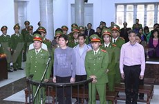 Affaire Vinalines: l'ex-chef de police de Hai Phong condamné à 18 ans de prison
