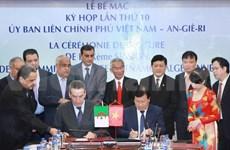 Perspectives de développement de la coopération Vietnam-Algérie