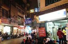 Développement des espaces piétons de Hanoi