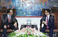 Le Vietnam applaudit les initiatives de coopération sud-coréennes