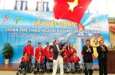 La sélection vietnamienne au rendez-vous des ASEAN Para Games 7