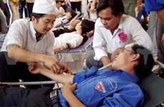 La jeunesse de Hanoi se mobilise pour le «Dimanche rouge»