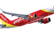 Vietjetair reçoit un nouvel avion A320-200