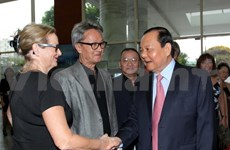 Têt : rencontre avec des Viêt kiêu à Hô Chi Minh-Ville