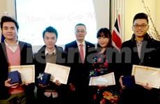 Les Viêt kiêu au Royaume-Uni et en Israël fêtent le Têt