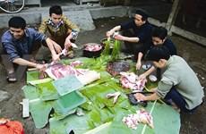 Le Têt traditionnel avec les Thai de Muong Lo