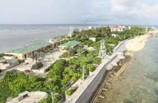 Nam Yet, l'île des cocotiers