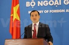 Le ministère vietnamien des AE a son nouveau porte-parole