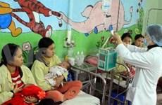 Hanoi: de 35.000 à 40.000 enfants risquent de contracter la rougeole