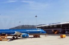 Premier vol international vers l'île de Phu Quoc