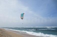L'île Phu Quy, paradis du kitesurf