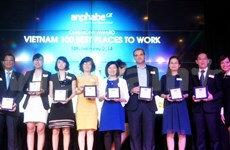 Les 100 meilleures entreprises où travailler au Vietnam