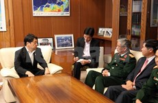 Renforcement de la coopération dans la défense Vietnam-Japon