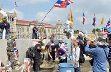 Thaïlande: le parti au pouvoir accuse l'opposition de projeter de renverser le gouvernement