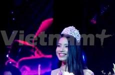 Pham Huong, 1ère dauphine de Miss World Sport 2014