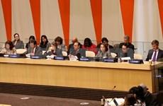 Le Vietnam préside un dialogue onusien