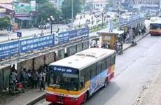 Hanoi possédera une première ligne d'autobus express en 2015