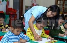 Nécessité de construire des écoles maternelles dans les ZI et ZF