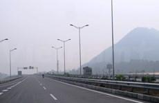 Le dernier tronçon de l'autoroute Noi Bai-Lao Cai ouvert au trafic