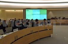 Les pays aséaniens affirment leurs efforts dans la protection des droits de l'homme