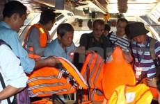 Boeing 777: les pays apprécient les efforts de recherche du Vietnam
