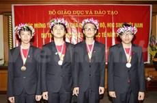 Les Olympiades internationales de chimie attendues au Vietnam