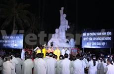 Commémoration des 46 ans du massacre de Son My