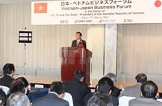 Activités du président Truong Tan Sang au Japon