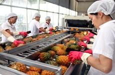 Fruits et légumes: 1,2 mld de dollars d'exportation visés cette année