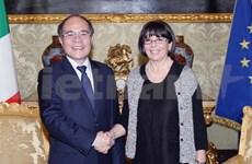 Le Vietnam et l'Italie plaident pour des liens accrus
