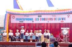 La communauté francophone et les couleurs de la vie