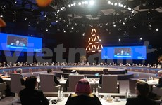 Clôture du Sommet sur la sécurité nucléaire à La Haye