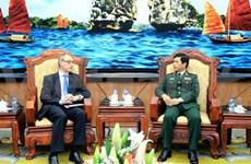 Le directeur général du SEAE en visite au Vietnam