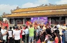 Semaine d'or du Tourisme au Patrimoine de Hue
