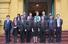 Promotion des relations entre les jeunes Vietnam-Chine