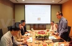 Le président du FPV termine sa visite à Singapour
