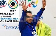 Tir : Hoang Xuan Vinh établit un nouveau record mondial