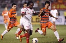 Football : Vissai Ninh Binh écrase Kelantan (Malaisie)