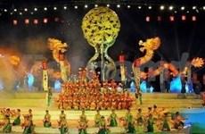 Des feux d'artifice seront tirés au Festival de Hue 2014