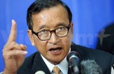 Cambodge : l'Assemblée nationale critique Sam Rainsy