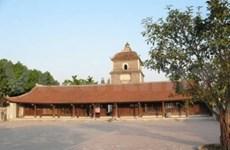 La pagode Dau, berceau du bouddhisme du Vietnam