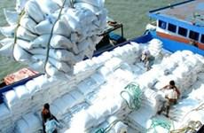 Rebond des exportations nationales de riz en mars